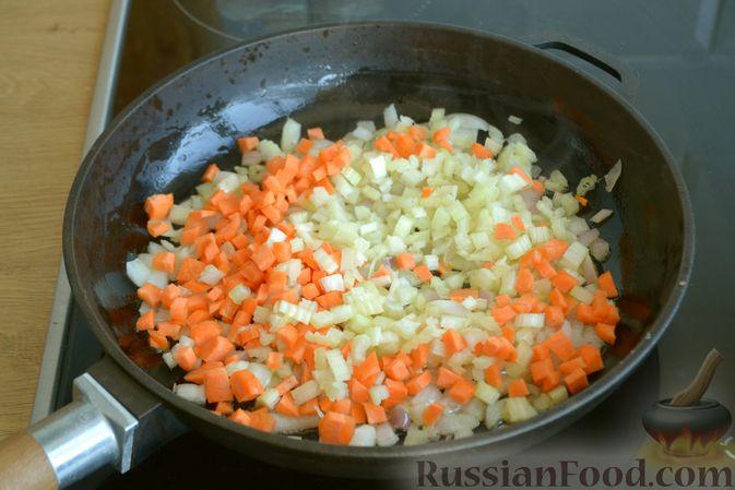 Фото приготовления рецепта: Соус болоньезе - шаг №5