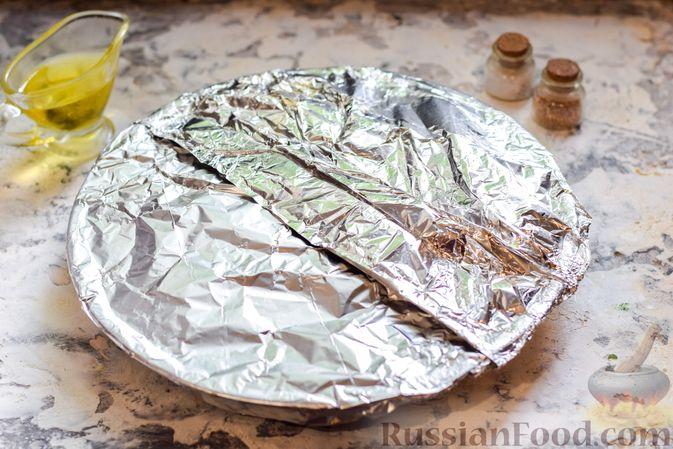 Фото приготовления рецепта: Ленивые голубцы с ячневой крупой, в духовке - шаг №12