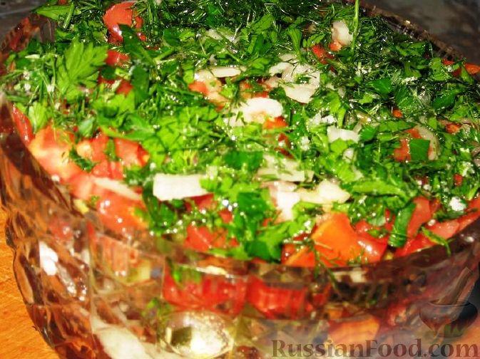 как приготовить салат по польски