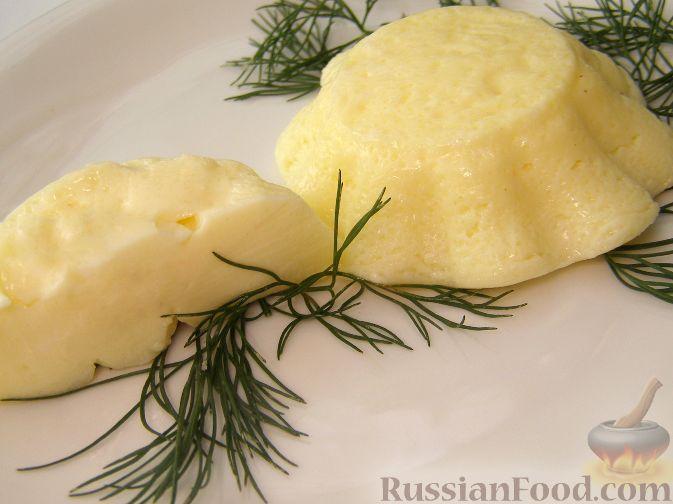 Рецепт Нежный омлет на пару
