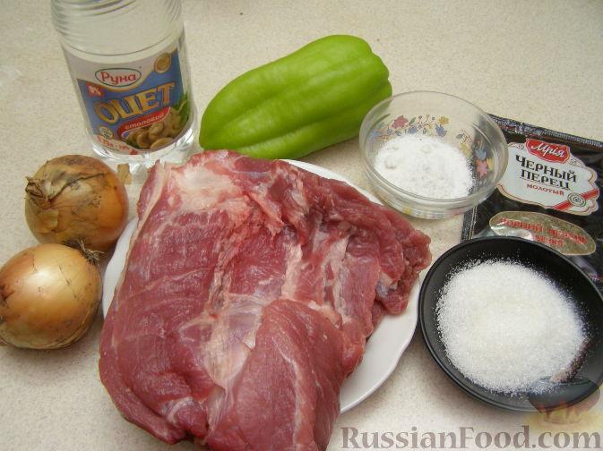 Простой рецепт мариновать шашлык