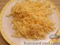 """Фото приготовления рецепта: Курица в сырно-яблочной """"шубке"""" - шаг №2"""