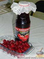 Фото к рецепту: Вишневый сок