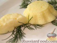 Фото к рецепту: Нежный омлет на пару