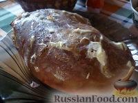 Фото к рецепту: Желудок свиной фаршированный