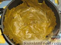 Фото приготовления рецепта: Долма (голубцы в виноградных листьях) - шаг №17