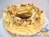 Фото к рецепту: Крем сливочный со сгущенкой