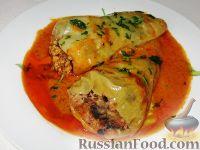 Фото к рецепту: Перец, фаршированный фасолью