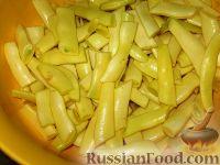 Фото приготовления рецепта: Лобио из стручковой фасоли - шаг №2