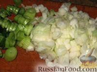 Фото приготовления рецепта: Лобио из стручковой фасоли - шаг №4