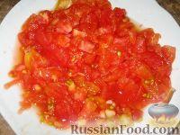 Фото приготовления рецепта: Лобио из стручковой фасоли - шаг №3