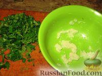 Фото приготовления рецепта: Лобио из стручковой фасоли - шаг №6