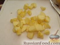 """Фото приготовления рецепта: Фруктовый салат """"Детский праздник"""" - шаг №1"""