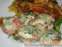 Фото к рецепту: Мясные тефтели с рисом под молочным соусом