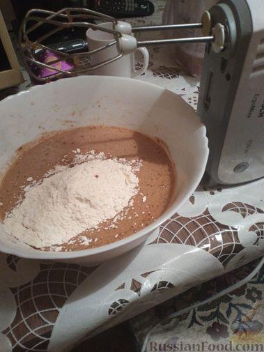 Фото приготовления рецепта: Дрожжевой пирог с картошкой, грибами и зелёным луком - шаг №1