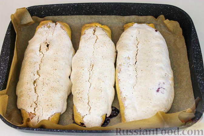 Фото приготовления рецепта: Щи из кислой капусты с говядиной - шаг №8