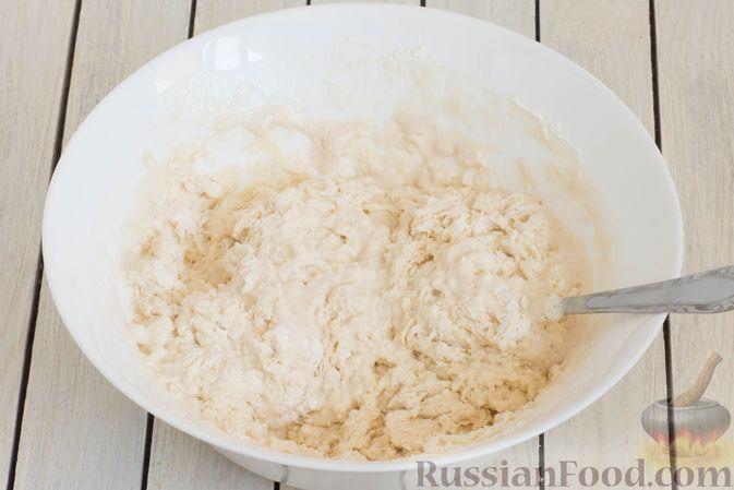 Фото приготовления рецепта: Бисквит на апельсиновом соке - шаг №13