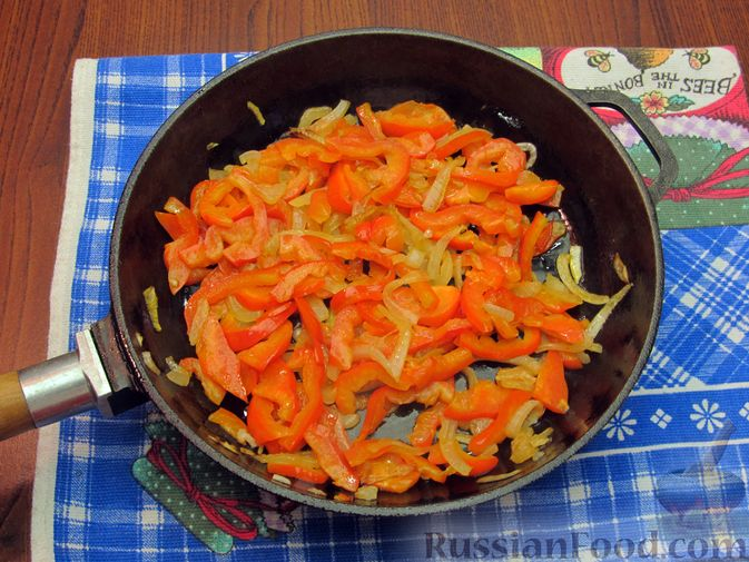 Фото приготовления рецепта: Суп «Чехословацкий» - шаг №10