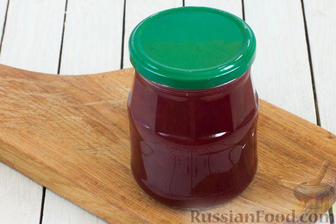 Фото приготовления рецепта: Джем из алычи с корицей (на зиму) - шаг №12