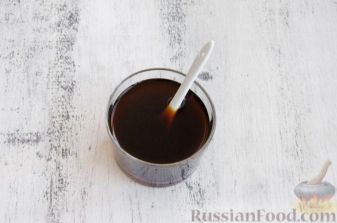 Фото приготовления рецепта: Котлеты из индейки и бекона - шаг №3