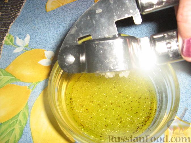 салат с ассорти из морепродуктов рецепт с фото