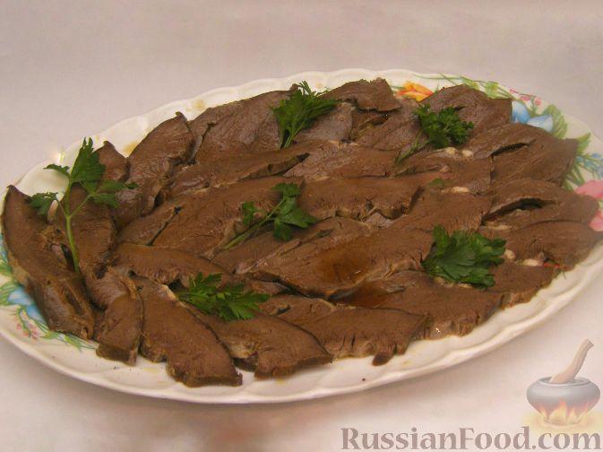 блюда из говяжьего сердца с фото