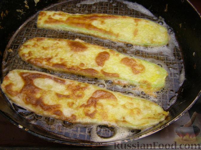 Кабачки кусочками на сковороде рецепты