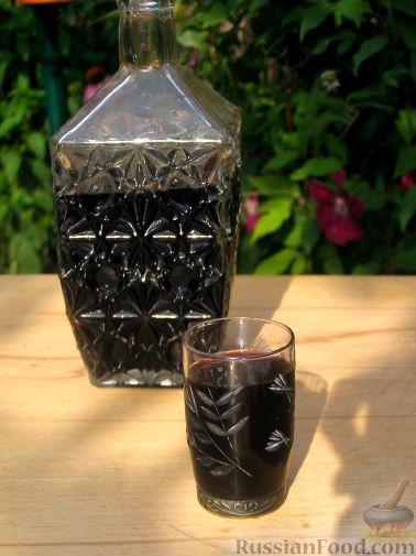 наливка из терна в домашних условиях рецепт на водке