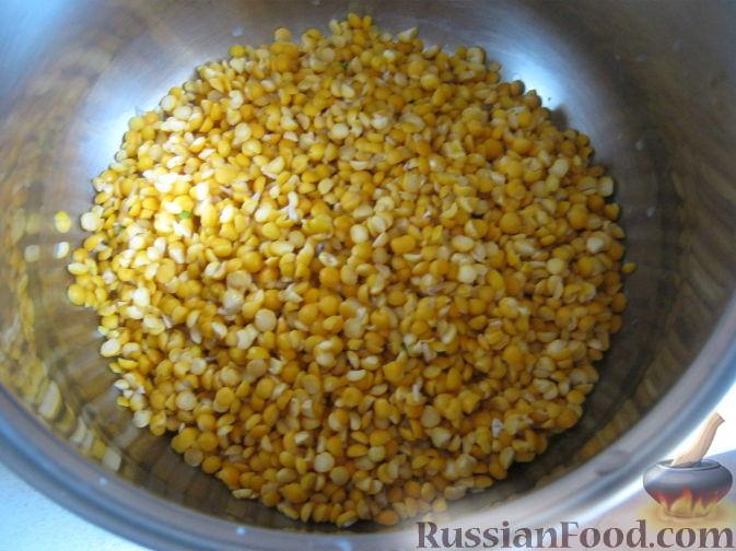 гороховый суп рецепт как замочить горох