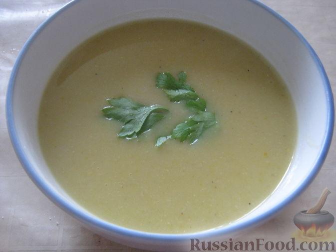Рецепт Суп-крем из чечевицы