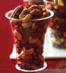 Рецепт Пряные орехи