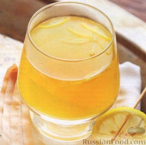 Рецепт Пунш яблочно-цитрусовый