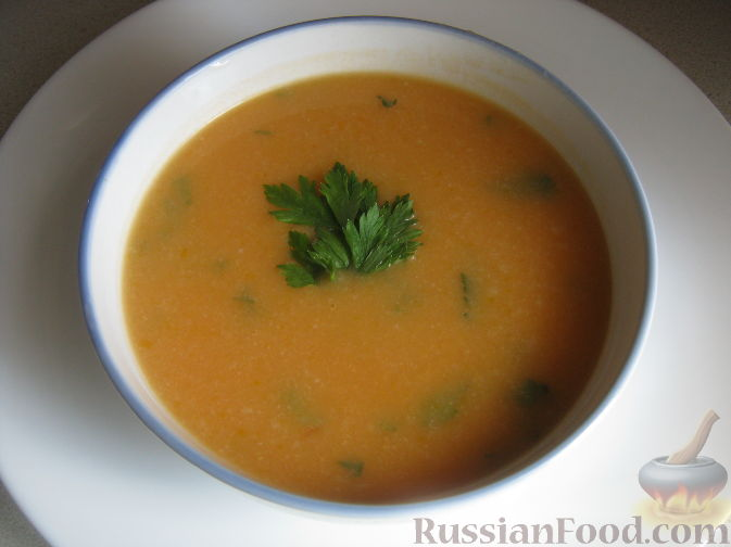 рецепт овощного супа при отравлении