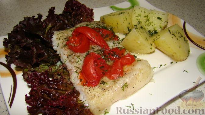 рецепт филе пангасиуса в духовке фото рецепт