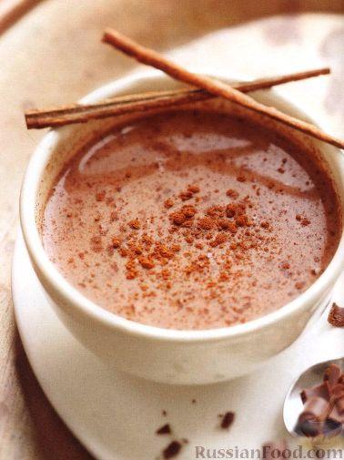 Рецепт Горячий шоколад (в медленноварке)