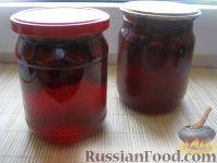 Фото к рецепту: Клубника в собственном соку (заготовка на зиму)