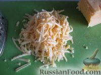 """Фото приготовления рецепта: Салат """"Сырная хрустяшка"""" - шаг №2"""