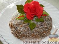 Фото к рецепту: Торт шоколадный (без выпечки)