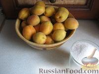 Фото приготовления рецепта: Абрикосовое варенье по бабушкиному рецепту - шаг №1