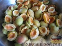 Фото приготовления рецепта: Абрикосовое варенье по бабушкиному рецепту - шаг №3