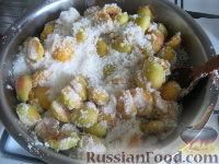 Фото приготовления рецепта: Абрикосовое варенье по бабушкиному рецепту - шаг №5