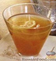 Фото к рецепту: Цитрусовый чайный пунш