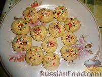 Фото к рецепту: Печенье на сметане