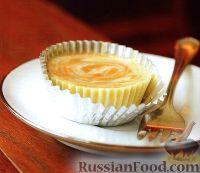 Фото к рецепту: Тыквенный чизкейк