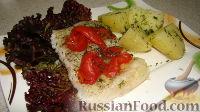 Фото к рецепту: Филе пангасиуса в духовке