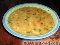 Фото к рецепту: Суп из чечевицы с картофелем