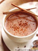 Фото к рецепту: Горячий шоколад (в медленноварке)