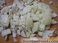 Фото приготовления рецепта: Паста с морским коктейлем и свежими помидорами - шаг №3