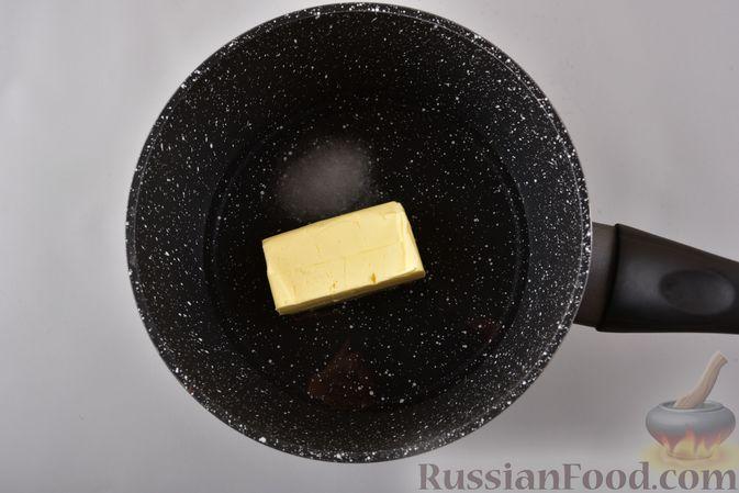 Фото приготовления рецепта: Несладкие профитроли без начинки - шаг №2
