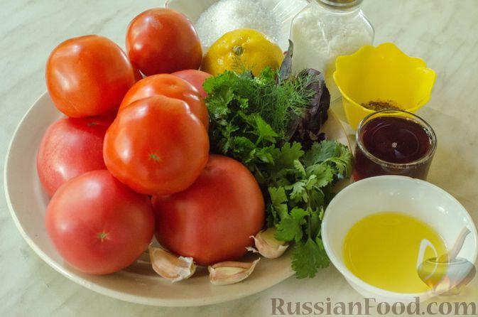 Фото приготовления рецепта: Соус «Маринара» - шаг №1